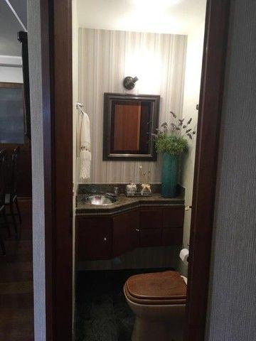 Apartamento Mobiliado com 4 dormitórios para alugar, 239 m² por R$ 5.000/mês - Chácara Urb - Foto 7