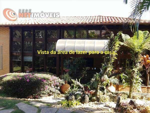 Casa à venda com 5 dormitórios em Bandeirantes (pampulha), Belo horizonte cod:449501 - Foto 18