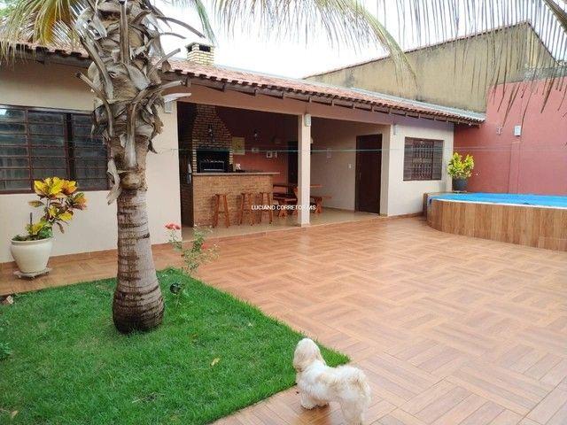 CAMPO GRANDE - Casa Padrão - Vila Oeste