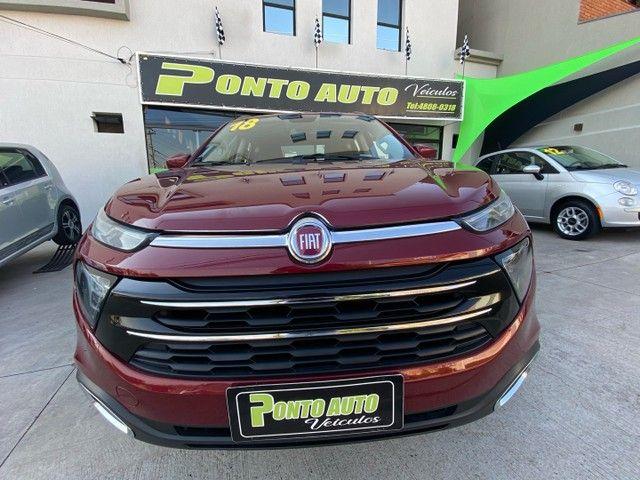 Fiat Toro 2.4 flex limeted edition tigershark at9 2018 - Foto 7