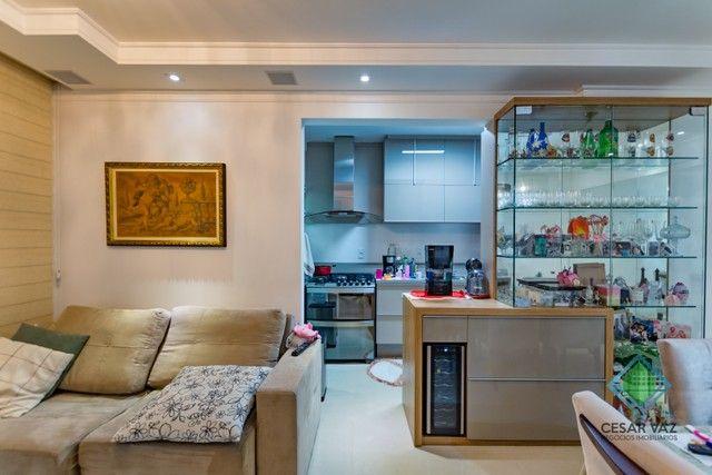 Apartamento para venda tem 85 metros quadrados com 3 quartos - Foto 3