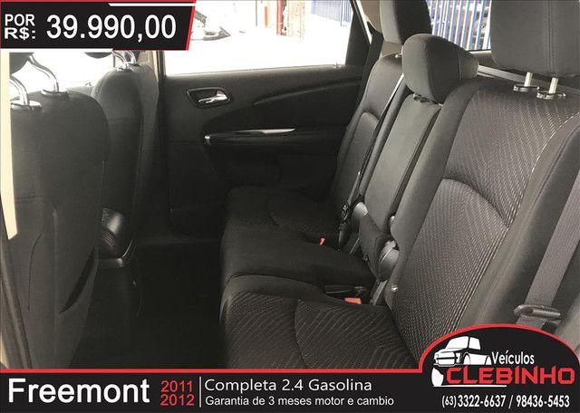 FIAT FREEMONT 2.4 EMOTION 16V GASOLINA 4P AUTOMÁTICO - Foto 8