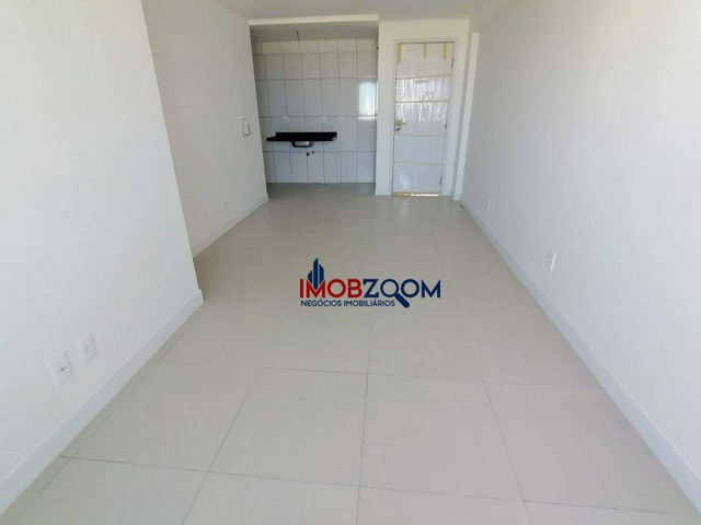 Apartamento com 3 dormitórios à venda, 76 m² por R$ 739.559 - Luciano Cavalcante - Fortale - Foto 7