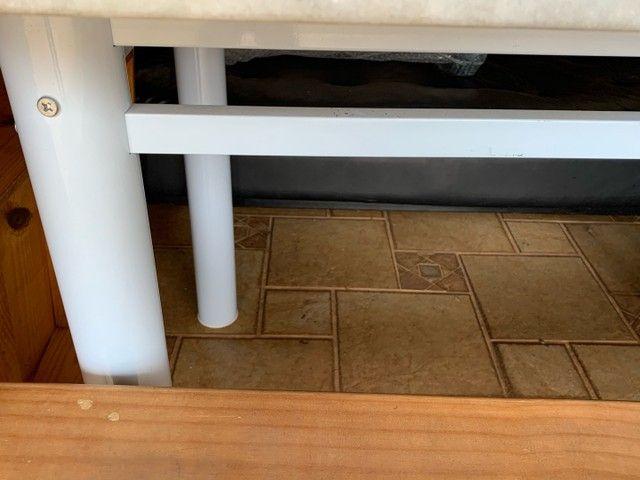 Base de mesa - pés de aço carbono  - Foto 4