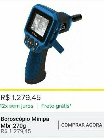 Promoção torquimetro por 700,boroscopio por 700,termometro por 400 - Foto 2
