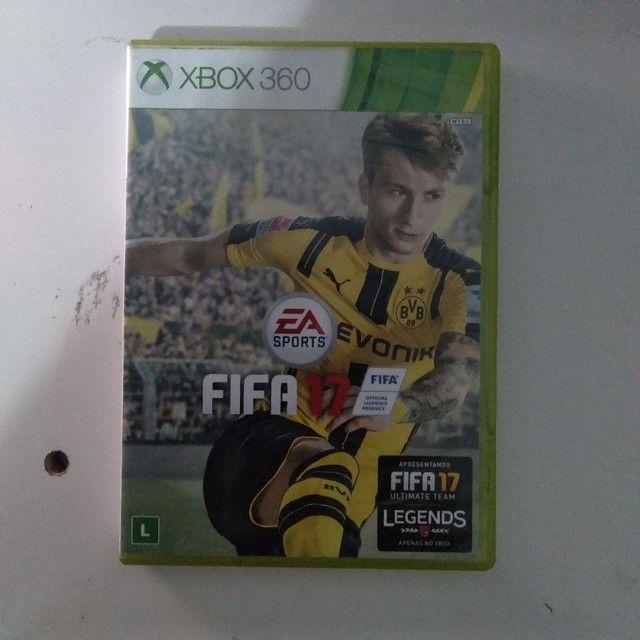 FIFA 17 XBOX 360 ORIGINAL