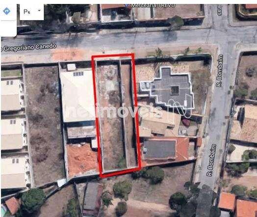 Terreno à venda em Trevo, Belo horizonte cod:812441