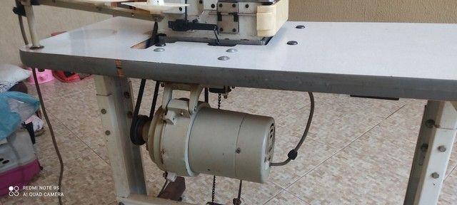 Máquina de costura Interlock - Foto 3