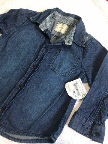 Camisa Jean menino  - Foto 4