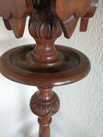 Poste em madeira maciça - Foto 5