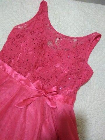 Vestido de festa rosa - Foto 2