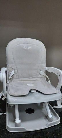 Cadeira de Alimentação/Refeição Portátil Cosco - Foto 6