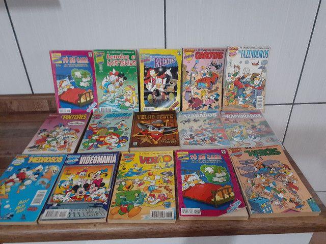 Gibi Disney especial reedição e especialissimo