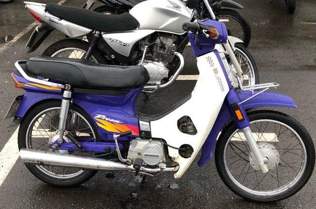 Honda Dream 100 c ano 97