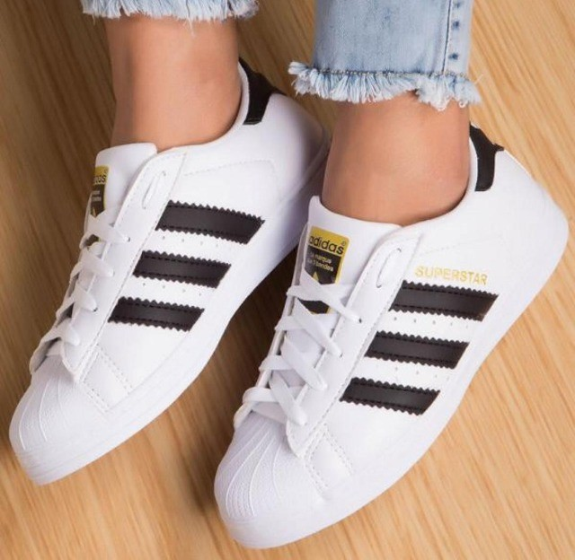 Tênis Adidas Super Star Unisex