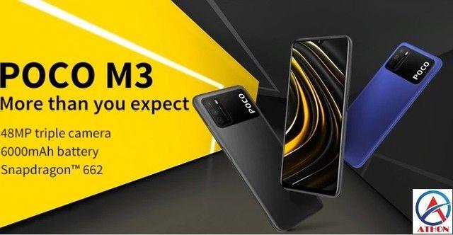 Poco M3 - Xiaomi - 64/128 - Foto 4