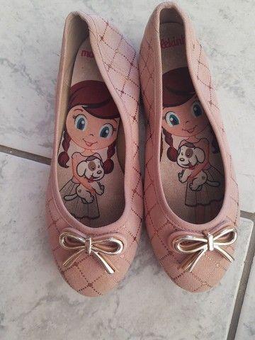 Lote sapatos infantil - Foto 4