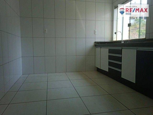 Apartamento com 3 dormitórios à venda, 100 m² por R$ 255.000,00 - Campo Alegre dos Cajiros - Foto 2