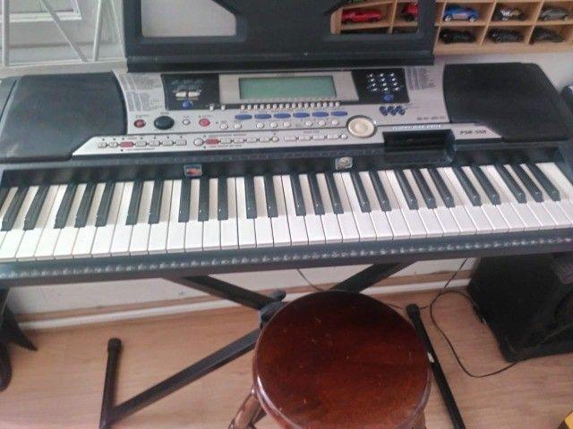 Piano  Eletrônico Yamaha  - Foto 2