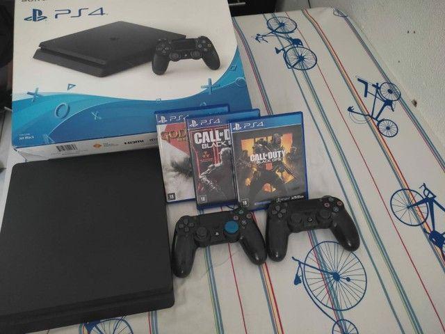 Vendo PS 4Slim