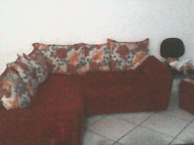Sofa de canto dois meses se usor