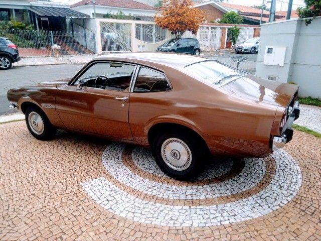 Ford Maverick modelo 1977 original de fábrica  - 2 º dono - Foto 3