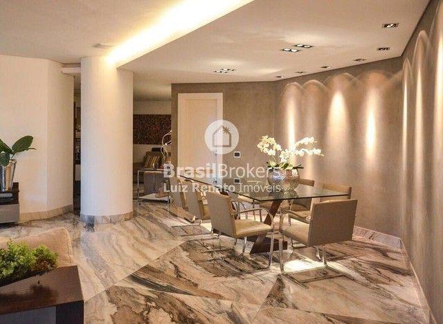 Apartamento 280 m², 4 quartos sendo 4 suítes, 4 vagas - Foto 7