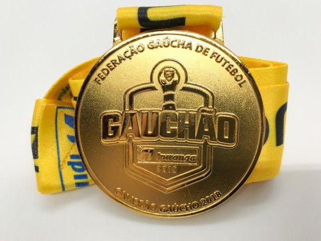 Medalha Campeonato Gaúcho de Futebol