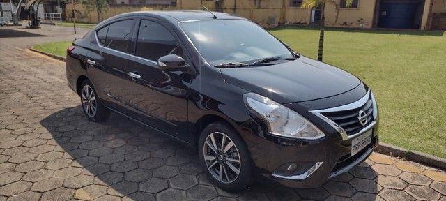 Nissan Versa SL Unique 1.6 FlexStart Preto 2018/2018 - Foto 13