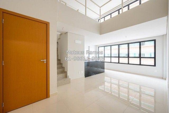 Loft Duplex 55 m² - Sunset Boulevard - Águas claras - 50% à vista e 50% financiamento