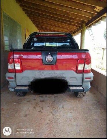Vendo Fiat Strada Adventure 1.8 8V (Flex) (Cabine Dupla) 2010 - Foto 2