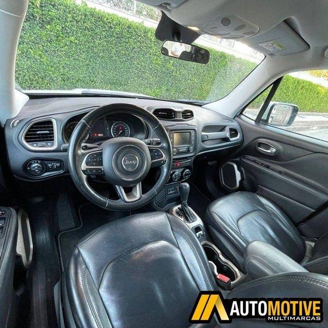 RENEGADE 2015/2016 1.8 16V FLEX LONGITUDE 4P AUTOMÁTICO - Foto 6