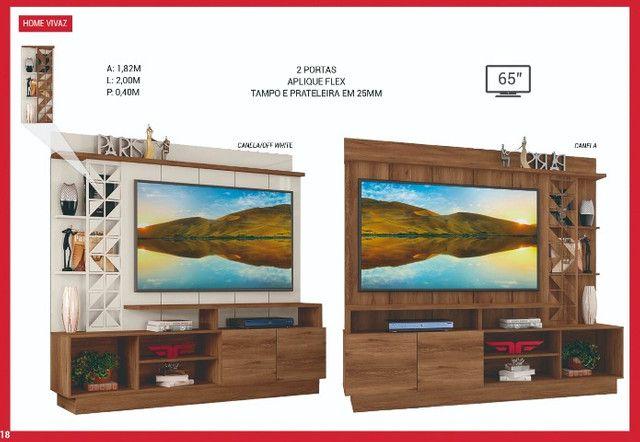 Home Vivaz Para TV65 - Foto 3