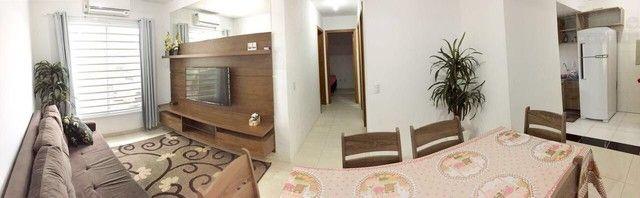 Apartamento mobiliado com 03 dormitórios - Stan