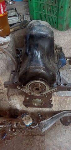 Caixa de marcha e motor sem cabeçote  - Foto 3