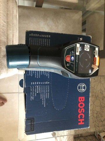 Scanner Detector De Materiais Bosch D-tect 120 - Foto 6