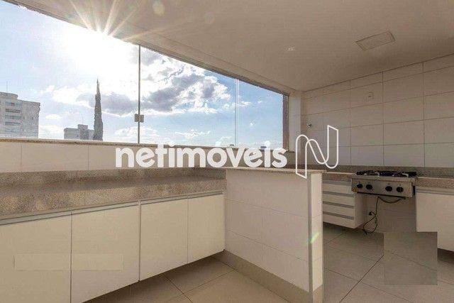 Apartamento à venda com 3 dormitórios em Paquetá, Belo horizonte cod:512906 - Foto 15