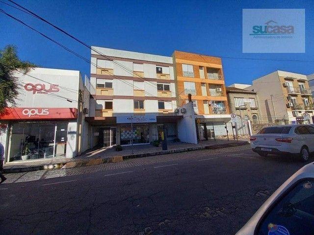 Apartamento com 2 dormitórios para alugar, 85 m² por R$ 800/mês - Rua Andrade Neves- Centr - Foto 2