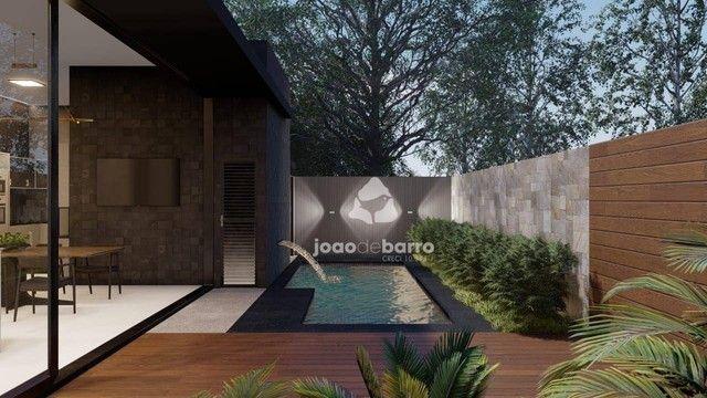 Campo Grande - Casa de Condomínio - Jardim novos estados - Foto 9
