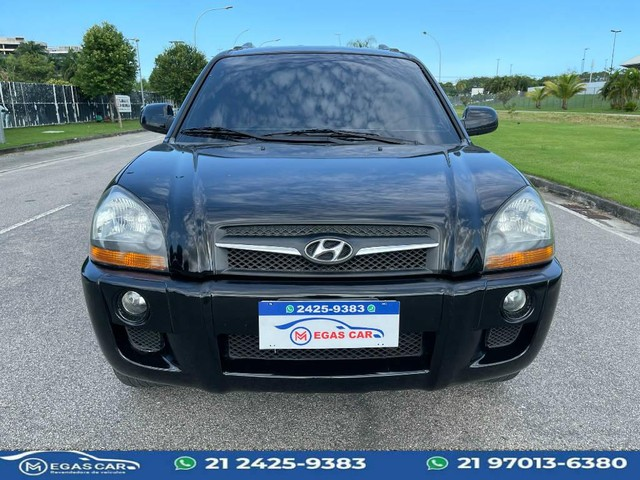 Hyundai Tucson GLS Automatica com GNV - Foto 3