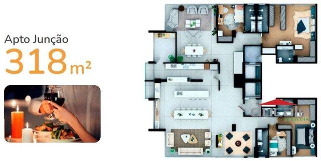 Lançamento - Cond Honfleur Maison - Apartamentos para venda de 2 a 4 quarto(s) - Foto 13