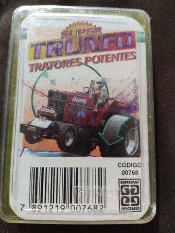 Super Trunfo (antigos) - Foto 6