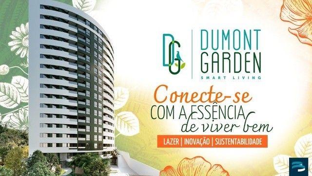 RB 081 Lançamento nas Graças | Apart, de 85m² com Varanda Gourmet | Edf. Dumont Garden - Foto 2