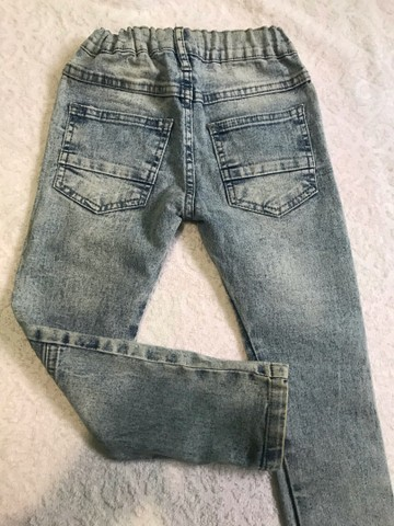Calça jeans menino  - Foto 4