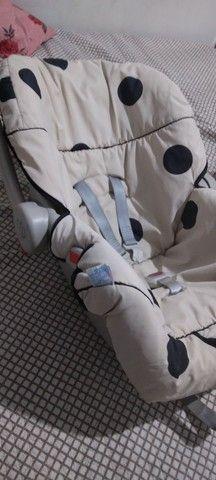Bebê Conforto Unissex - Usado - Foto 2