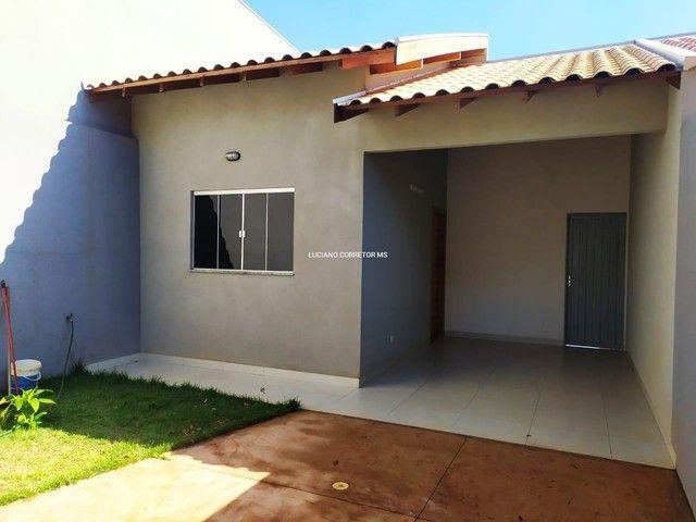 CAMPO GRANDE - Casa Padrão - Vila Morumbi