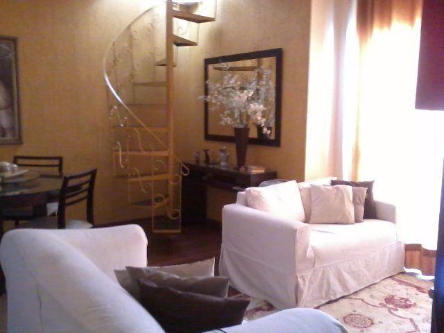 Grajaú - Apartamento duplex com 113 m² com 1 vaga na garagem - Foto 3