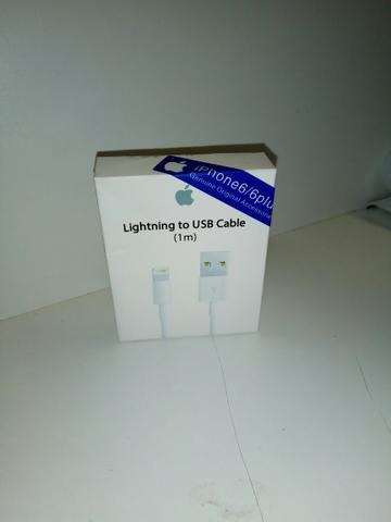 Cabo USB iPhone 6