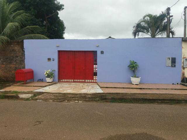 Casa no bairro cunia, conjunto Acapu.