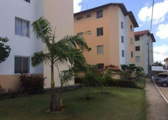 Apartamento no Residencial Vivendas de Parnamirim